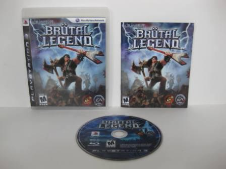 Brutal Legend - PS3 Game